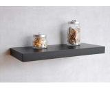 Single Flat Floating Shelf